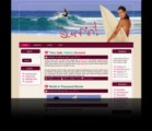Surfing WP Theme Mrr Template