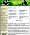 Paintball Website PLR Template