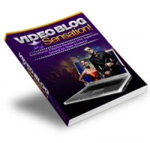 Video Blog Sensation Plr Ebook