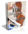 100 Exercise Tips Mrr Ebook