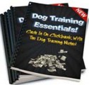 Dog Training Essentials Resale Rights Ebook With Video