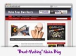 Music Beats Blog Personal Use Template With Video