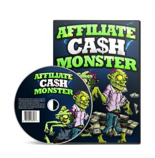 Affiliate Cash Monster PLR Video