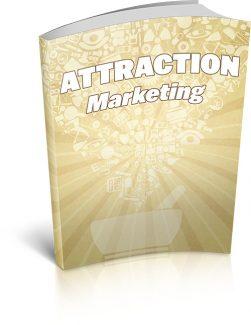 Attraction Marketing MRR Ebook
