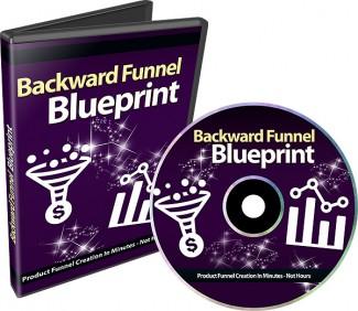 Backward Funnel Blueprint PLR Video With Audio