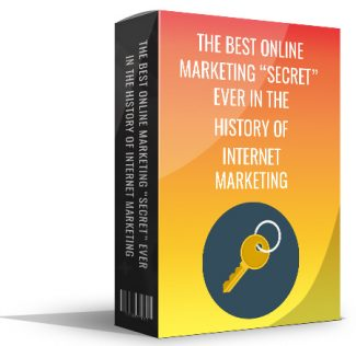 Best Online Marketing Secret Ever Giveaway Rights Ebook