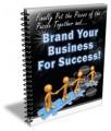 Brand Your Business Newsletter PLR Autoresponder Messages