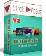 Computer 1080 Stock Videos V2 MRR Video