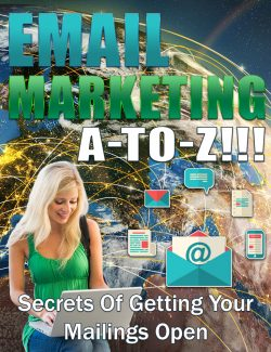 Ezine Marketing A To Z PLR Ebook