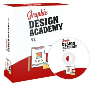 Graphic Design Academy V2 Personal Use Video With Audio