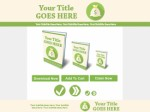 Marketing Minisite Template PLR Template