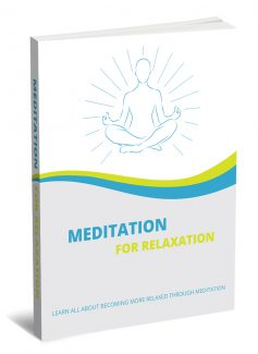 Meditation For Relaxation MRR Ebook
