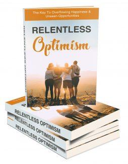 Relentless Optimism MRR Ebook