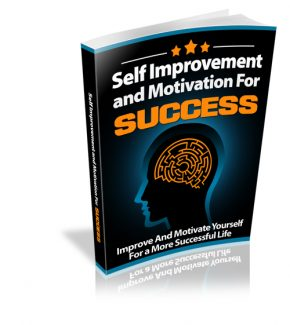 Self Improvement And Motivation For Success Resale Rights Ebook