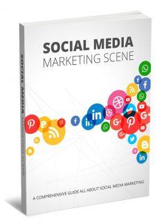 Social Media Marketing Scene MRR Ebook