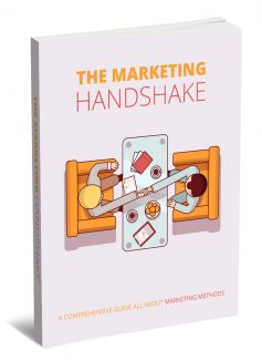 The Marketing Handshake MRR Ebook