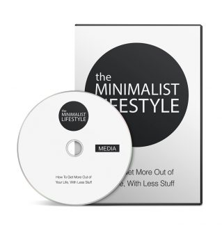 The Minimalist Lifestyle Gold MRR Video With Audio