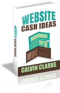 Website Cash Ideas MRR Ebook