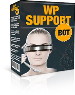 Wp Support Bot MRR Software