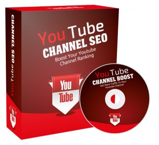 Youtube Channel Seo PLR Video With Audio