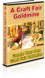 A Craft Fair Goldmine PLR Ebook