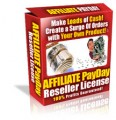 Affiliate Payday PLR Ebook