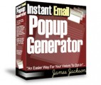 Instant Email Popup Generator Resale Rights Software
