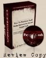 Mafioso Marketing Resale Rights Ebook With Video