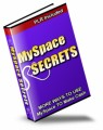 Myspace Success Pak PLR Ebook With Video