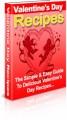 Valentine's Day Recipes MRR Ebook