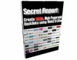 Web20 Secret Report Give Away Rights Ebook