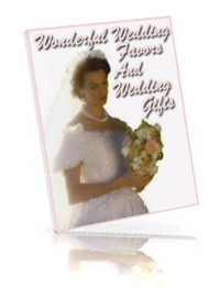 Wonderful Wedding Favors And Gifts PLR Ebook