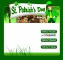 St. Patricks Day Template 1 Plr Template