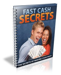 Fast Cash Secrets PLR Ebook
