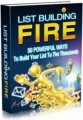 List Building Fire Mrr Ebook