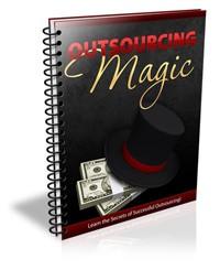 Outsourcing Magic PLR Ebook