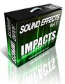 Sound Effects Volume 7 - Impacts Personal Use Audio
