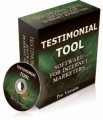 Testimonial Tool Resale Rights Software