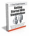 Getting Started With StumbleUpon Plr Autoresponder Messages