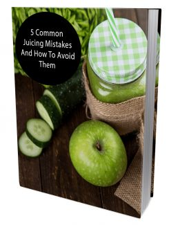 5 Common Juicing Mistakes MRR Ebook With Audio
