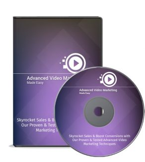 Advanced Video Marketing Made Easy Personal Use Video With Audio