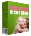 Child Eczema Flipping Niche Site Personal Use Template