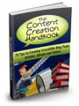 Content Creation Handbook Give Away Rights Ebook