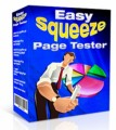 Easy Squeeze Page Tester MRR Software