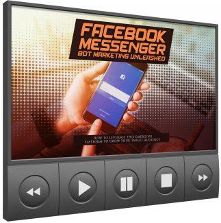 Facebook Messenger Bot Marketing Unleashed Video Upgrade MRR Video