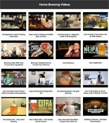 Home Brewing Instant Mobile Video Site MRR Software