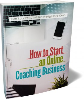 How To Start Online Coaching Business MRR Ebook