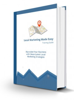 Local Marketing Made Easy Personal Use Ebook With Video