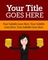 Marketing Minisite Template PLR Template