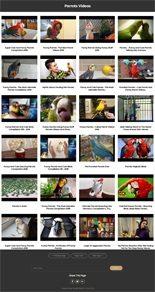 Parrots Instant Mobile Video Site MRR Software